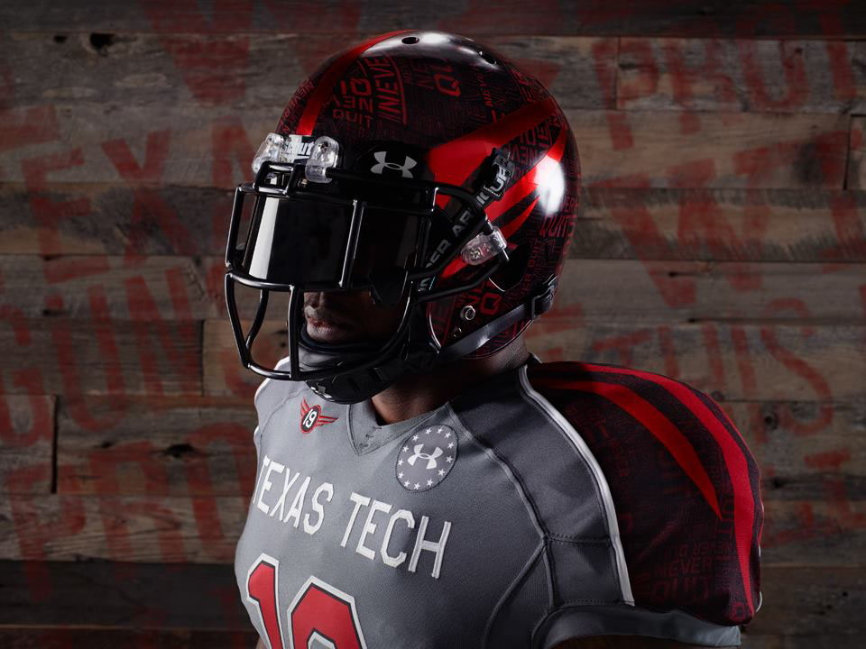 Under Armour Unveils 2013 Texas Tech Lone Survivor Uniforms (12)