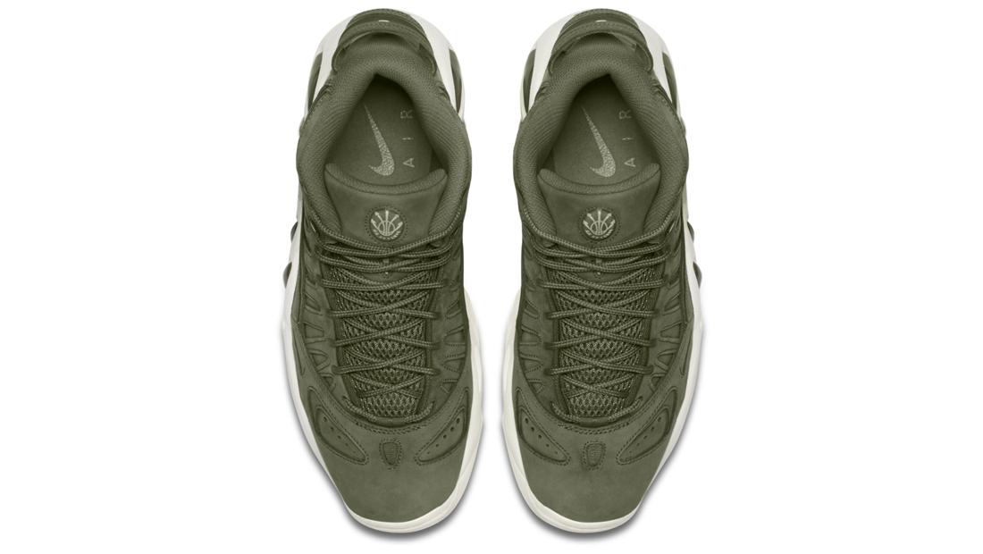 Nike Air Max Uptempo 97 Urban Haze 399207-300 Top Down