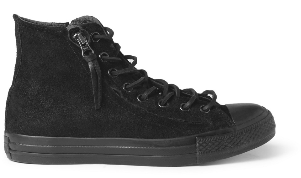 New Stock Converse Suede with Fleece Inside Sho