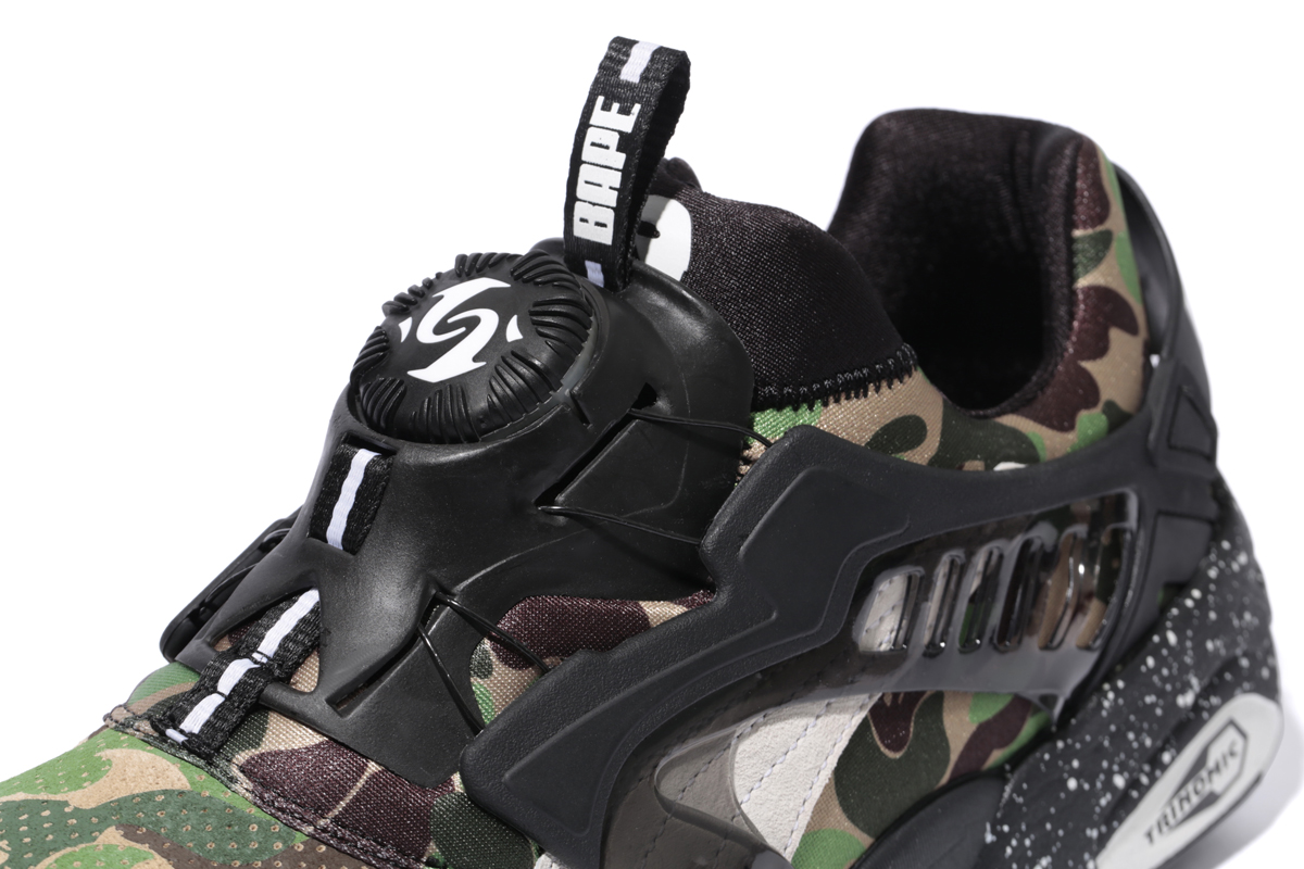 Puma Of ApparelSole A Sneakers Is Collector Releasing And Bape Ton MGpVSqUz