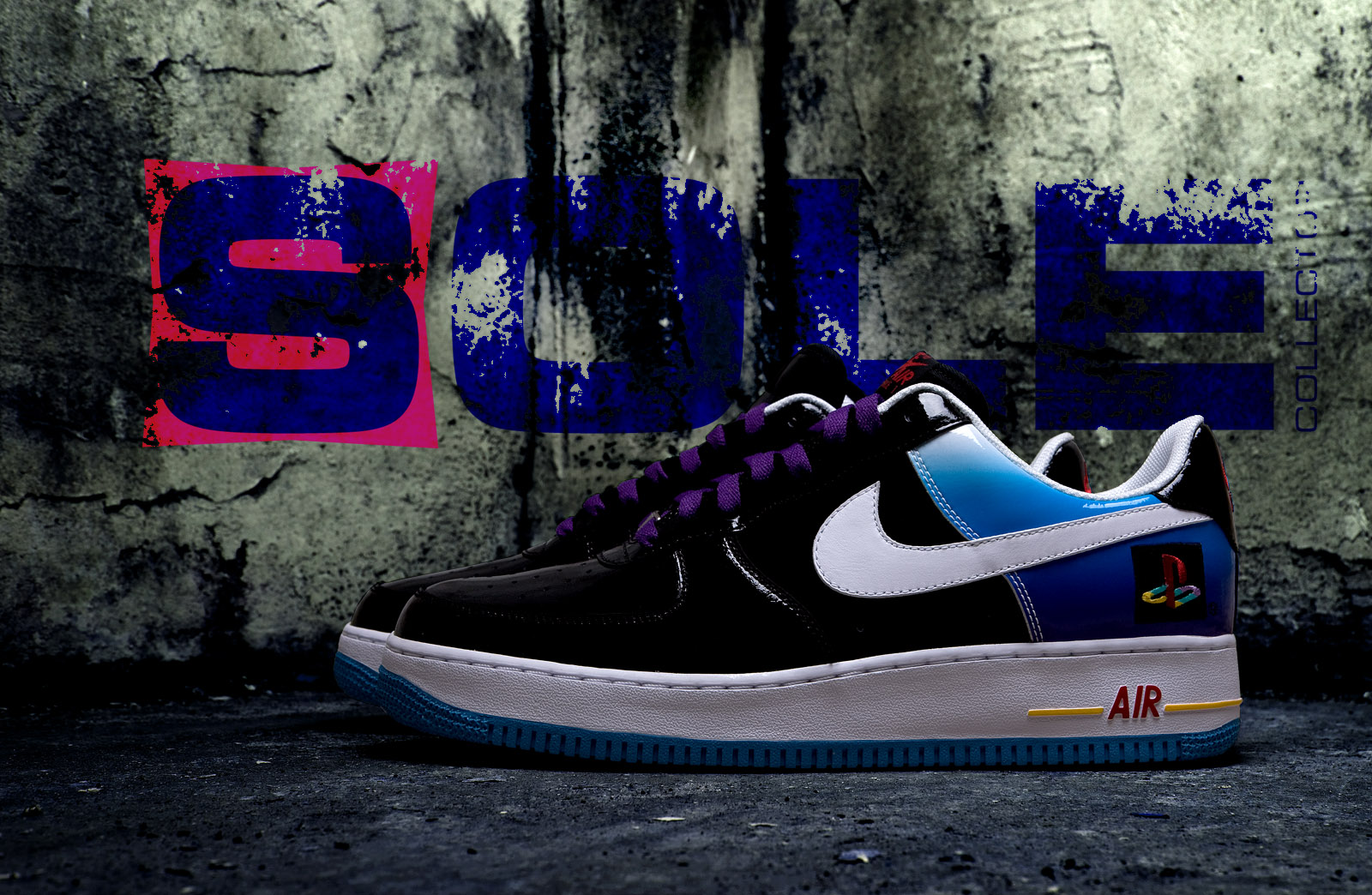 A Look Back: Nike Air Force 1 x Sony PlayStation | Sole