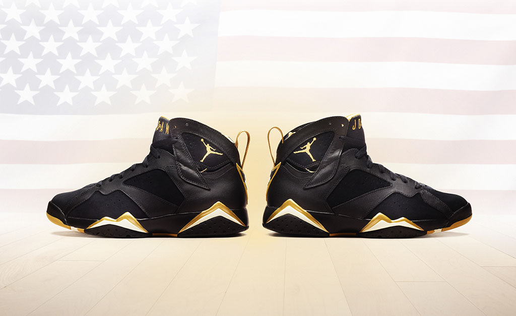 Air Jordan Golden Moments Pack Official VII 7 (3)