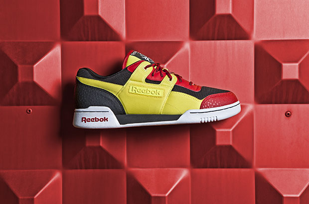 Beatnic x Reebok Workout 25th Anniversary (1)