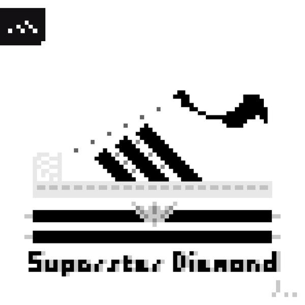 Pixel Art Collector SneakersBy Joo JaebumSole F1KTJc3l