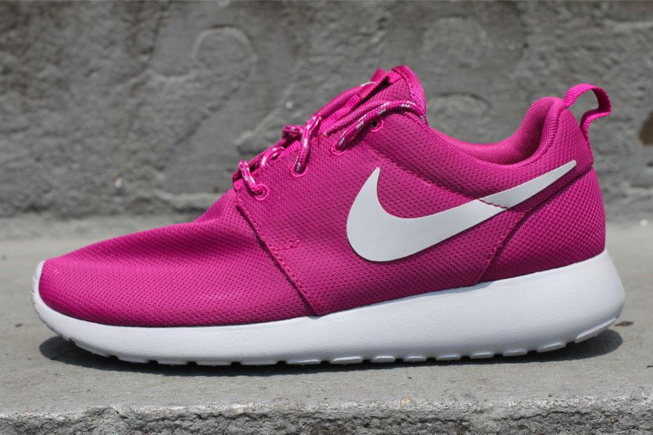 pink roshe