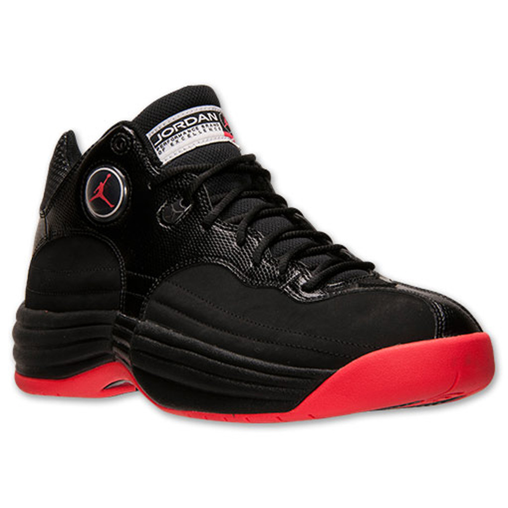 86a2e7f0c0e Jordan Jumpman Team 1 Black Infrared 23