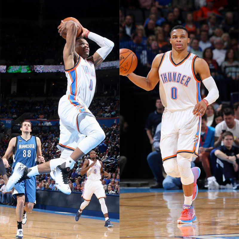 #SoleWatch NBA Power Ranking for January 17: Russell Westbrook