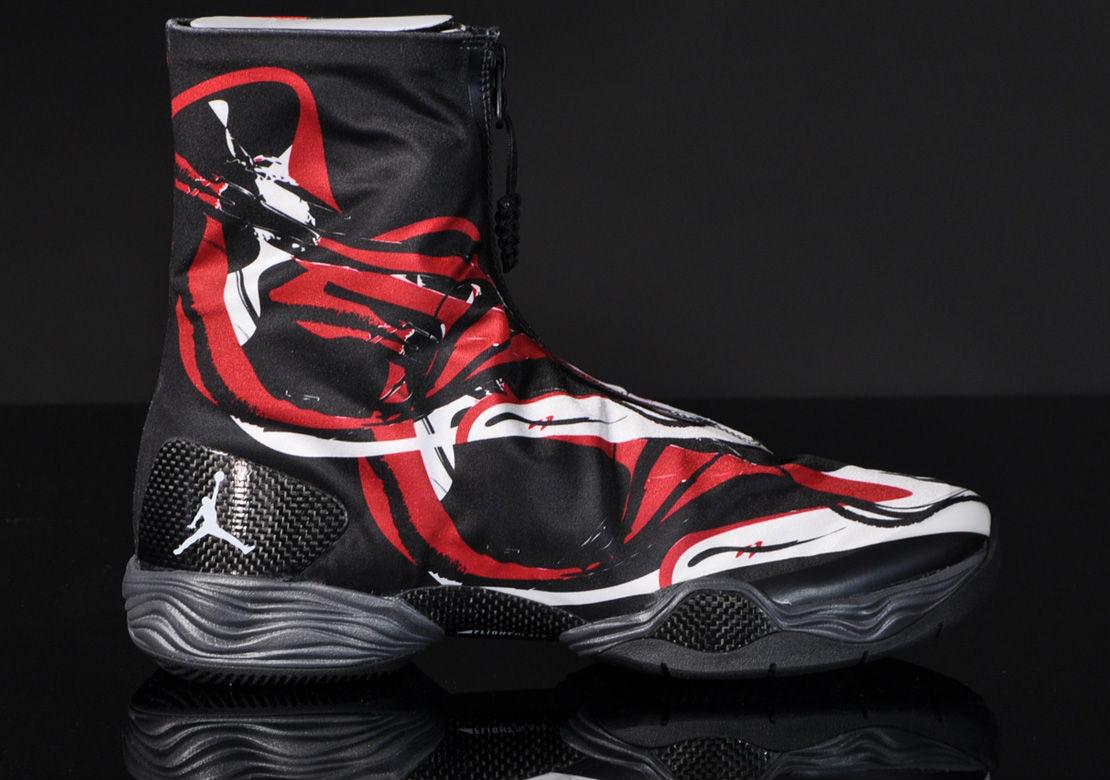 Nike Air Jordan Wrestling Shoes