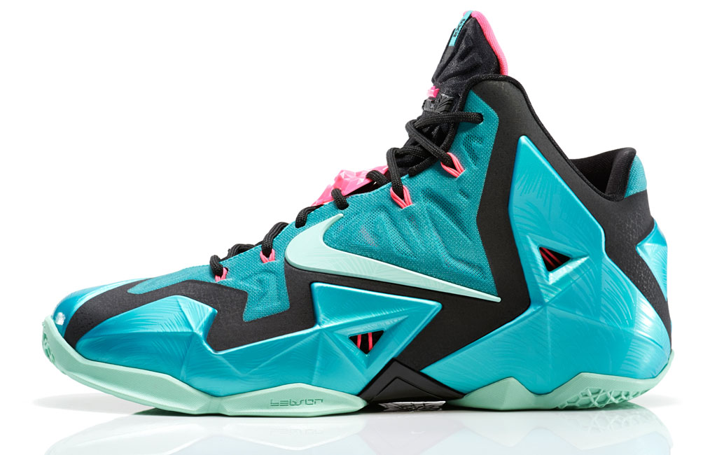 Nike LeBron XI 11 South Beach (1)