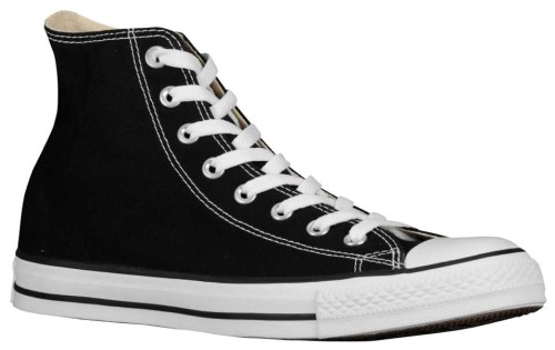 Edge wearing the Converse Chuck Taylor-All-Star Hi