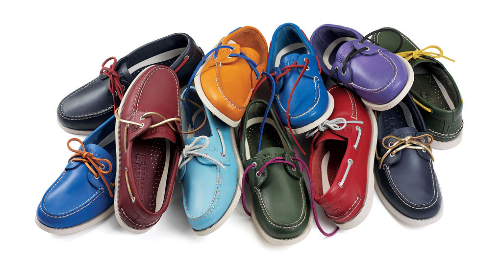 Sperry Top-Sider Color Pack Group (1)