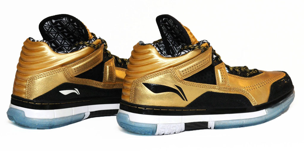 "Li-Ning Way of Wade Encore ""Gold Rush"" Launch At Sole Fly (6)"