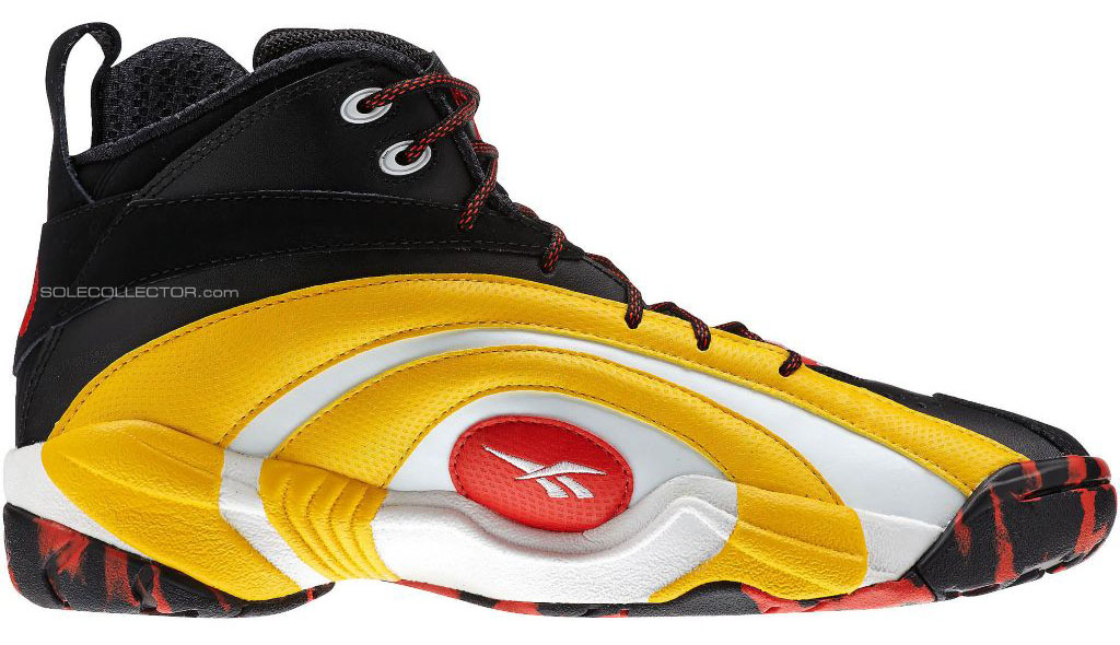 The Reebok Shaqnosis Gets Another Miami Heat Colorway