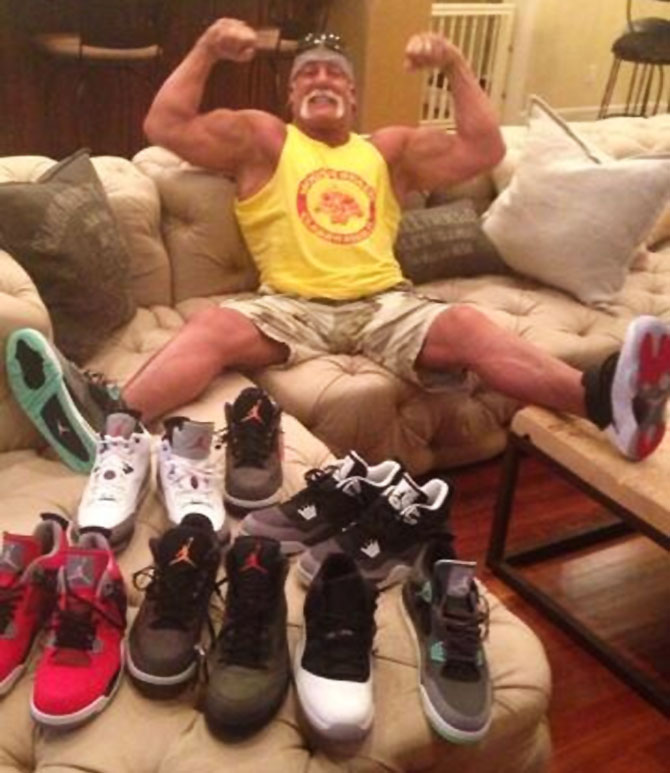 What Shoes Does John Cena Wear