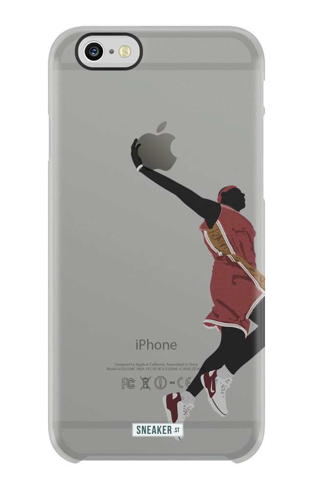 Sneaker-Themed iPhone 6 Cases Already Available : Sole Collector