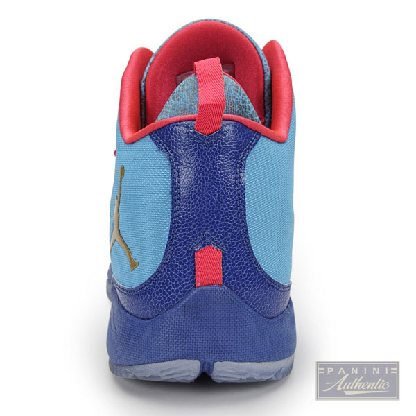 Blake Griffin's Game-Worn Jordan Super.Fly 2 All-Star (13)