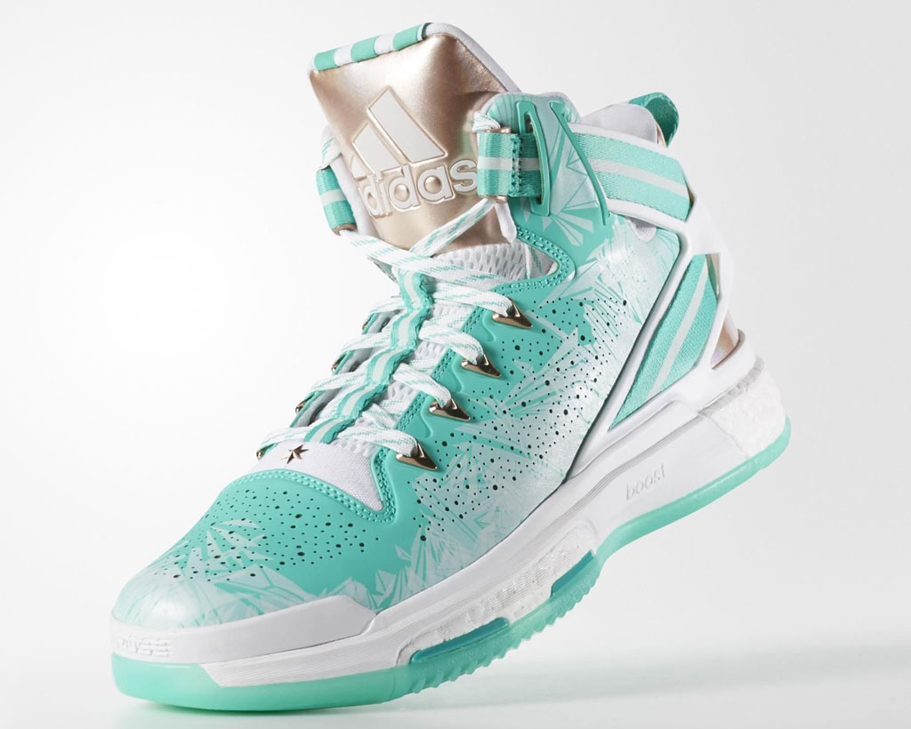 64f41156fbc0 The  Christmas  adidas D Rose 6 Unwrapped