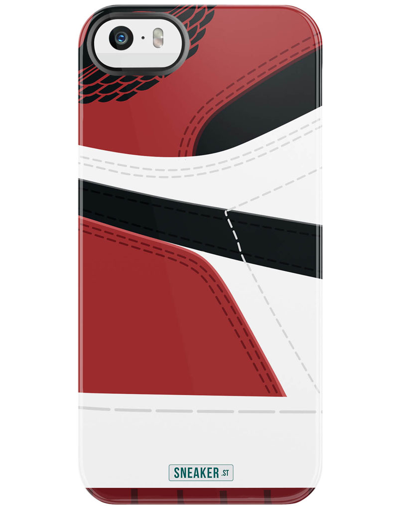 new concept 4ede7 c7905 SneakerSt Releasing Air Jordan 1-Inspired Phone Cases | Sole Collector