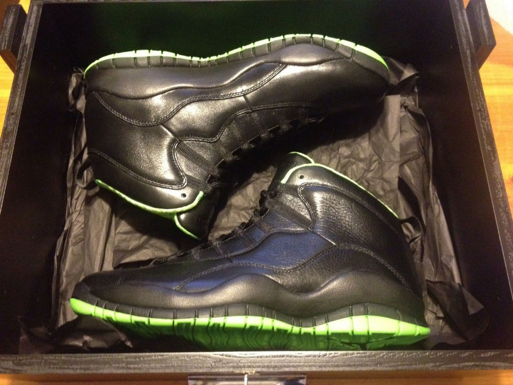 Air Jordan X 10 XX8 Days of Flight (6)