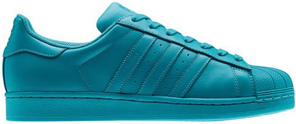 adidas Superstar Lab Green/Lab Green-Lab Green