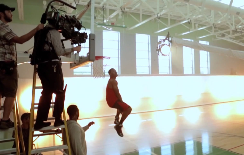 adidas & Derrick Rose - The Making of 'Basketball is Everything' // Video