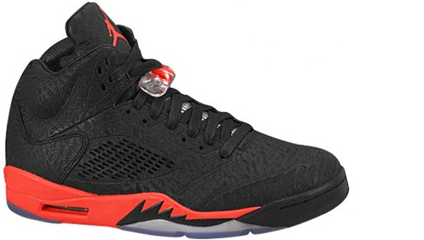 Air Jordan 3Lab5 Black/Black-Infrared 23