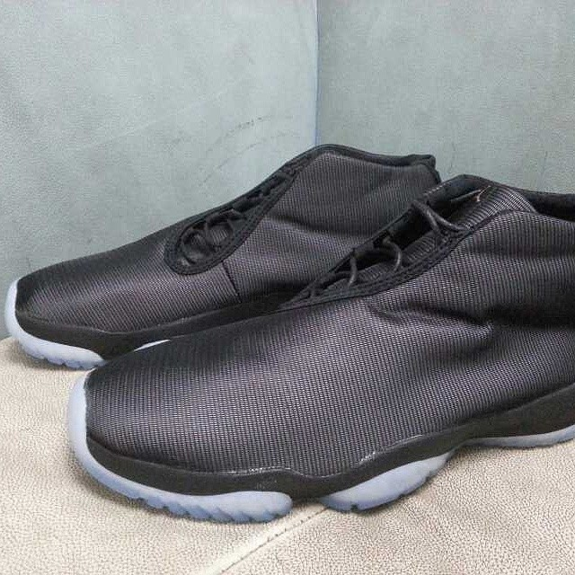 Air Jordan Future 3M Reflective Black (2)