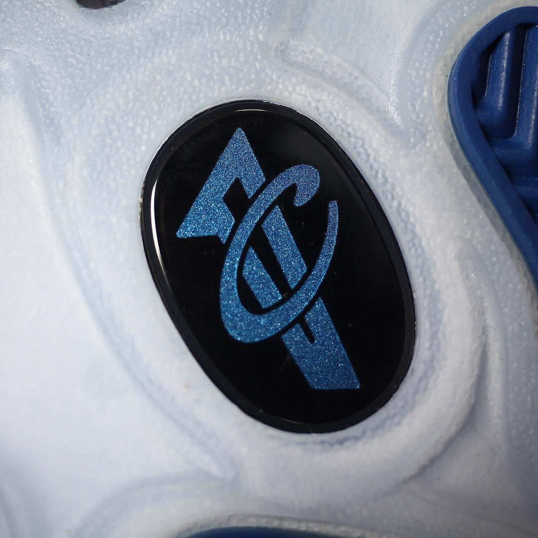 Nike Air Penny 4 Retro Black/Blue 2017 Release Date (12)