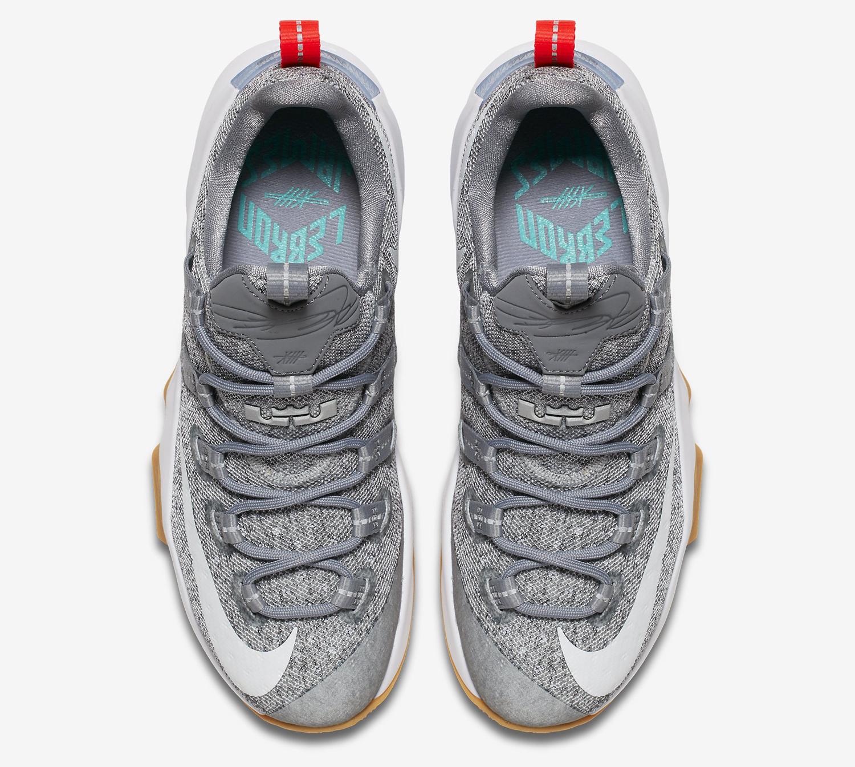 bea7279013c6 Nike LeBron 13 Low Summer Pack Top