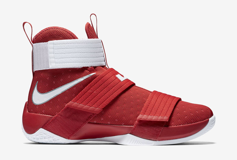 low priced 9f6a8 276b3 LeBron Soldier 10