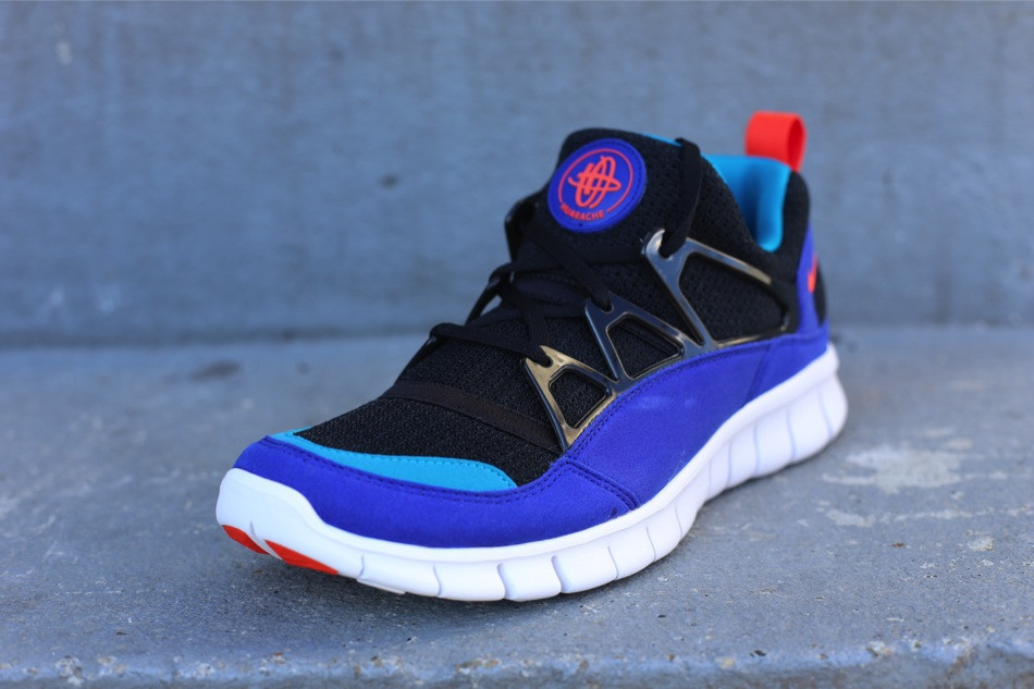 nike huarache light ultramarine