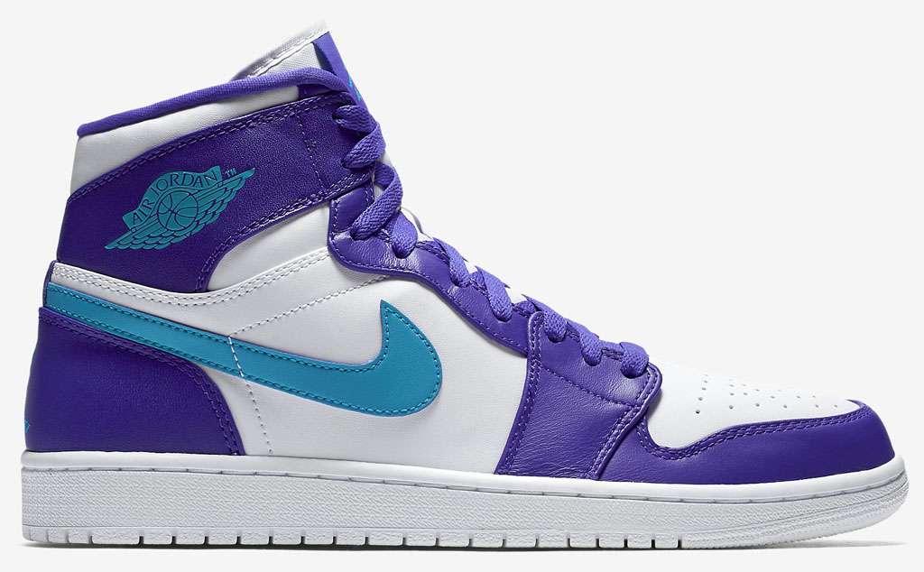finest selection e8288 b6254 Air Jordan 1 Hornets Feng Shui 332550-442 (2)