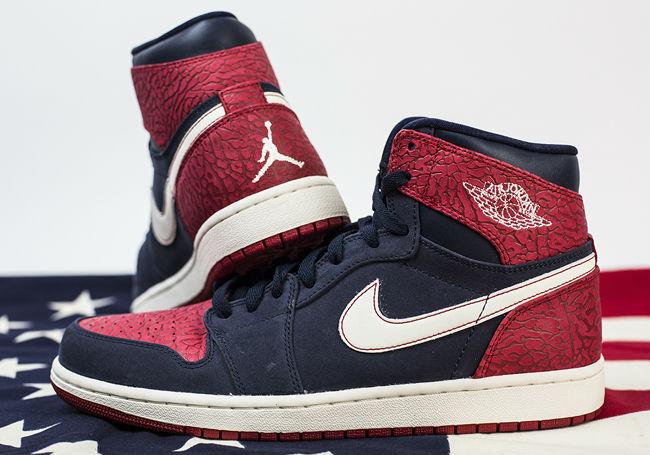 Air Jordan Retro 1 High - Election Day | Sole Collector