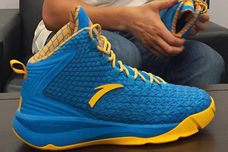 Klay Thompson Introduces the ANTA KT 1 (3)