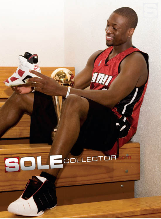 Dwyane Wade Signs To Jordan Brand