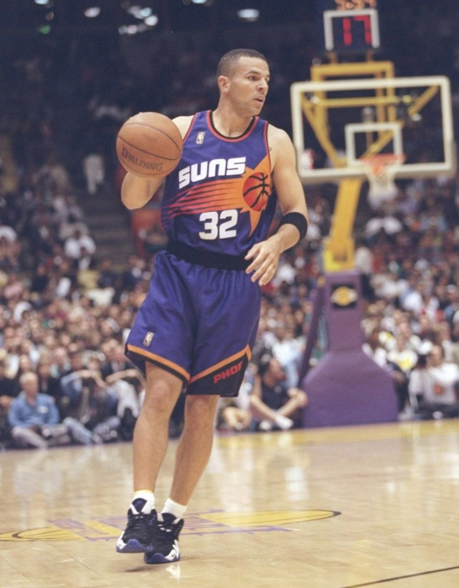 the best attitude 8f850 04ef8 The Career    Jason Kidd s Top 20 Sneakers   Sole Collector