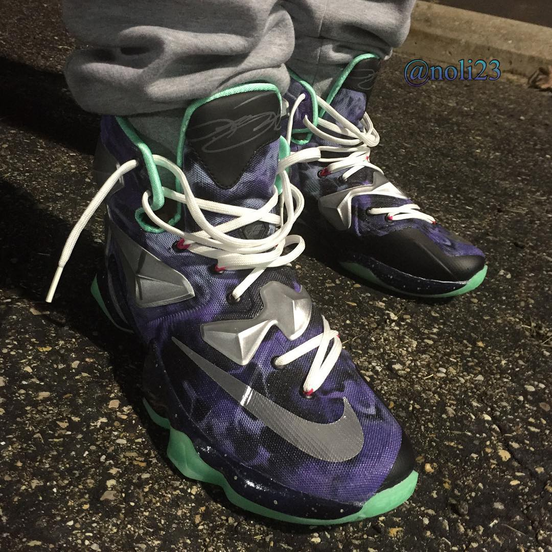 super popular f0fa2 26e99 NIKEiD LeBron 13 Designs (40)