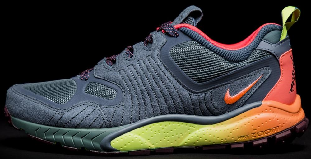 Nike Zoom Talaria 2014 Mineral Slate/Bright Mango-Night Fall