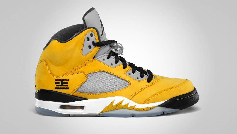 Air Jordan 5 Popular