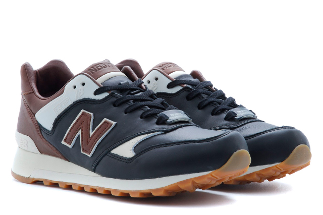 Burn Rubber x New Balance 577 Joe Louis