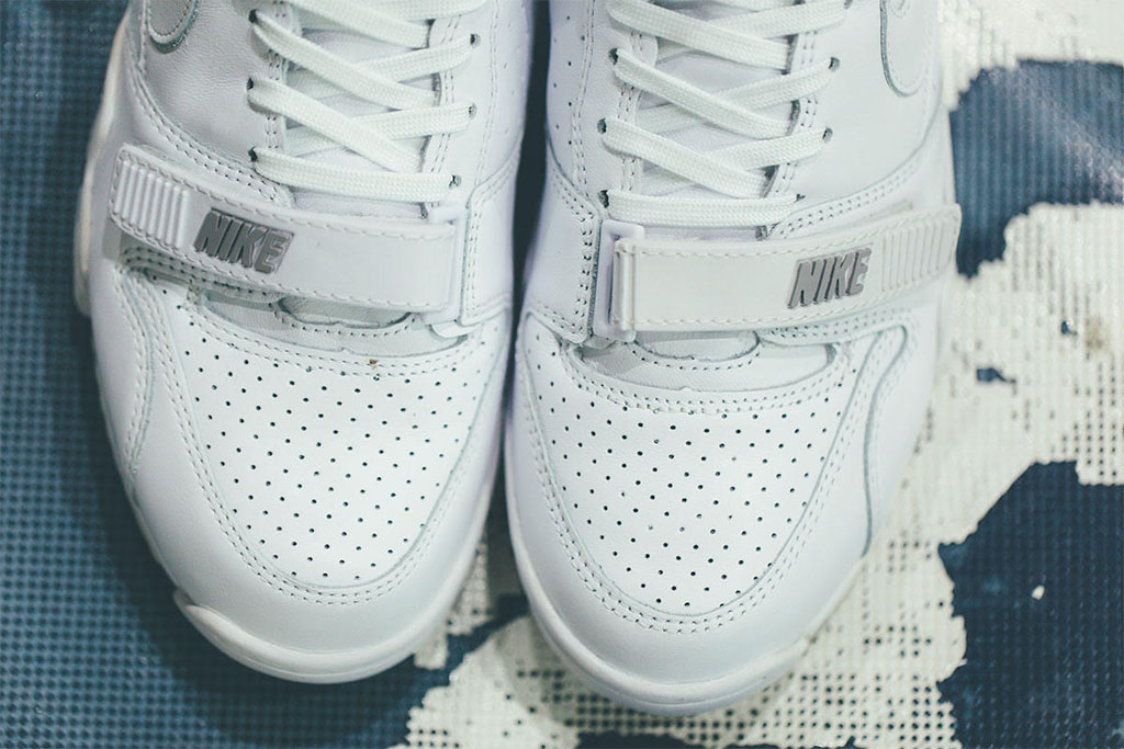 on sale 7f0b1 ef9eb fragment design x Nike Air Trainer 1 US Open White (2)