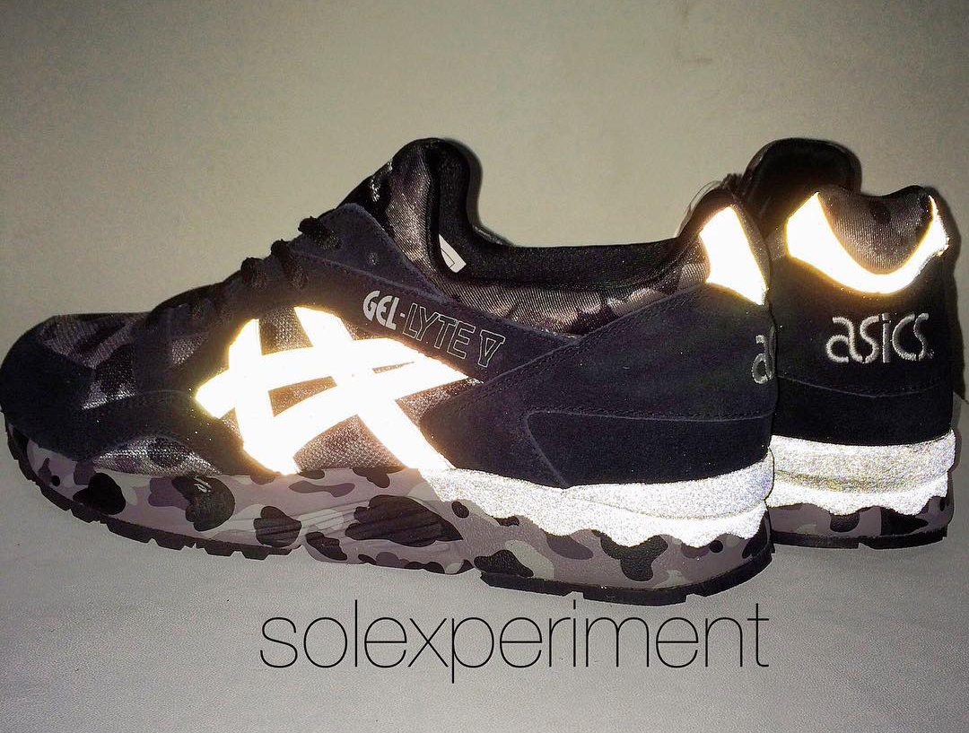 Is Collab Bape Collector A X Asics ComingSole There Lyte Gel V wOlkZuPiXT