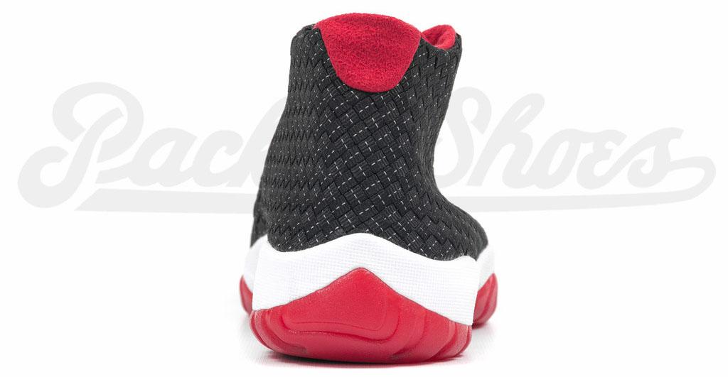 huge discount f0845 b847e Release Date: Air Jordan Future Premium 'Bred'   Sole Collector