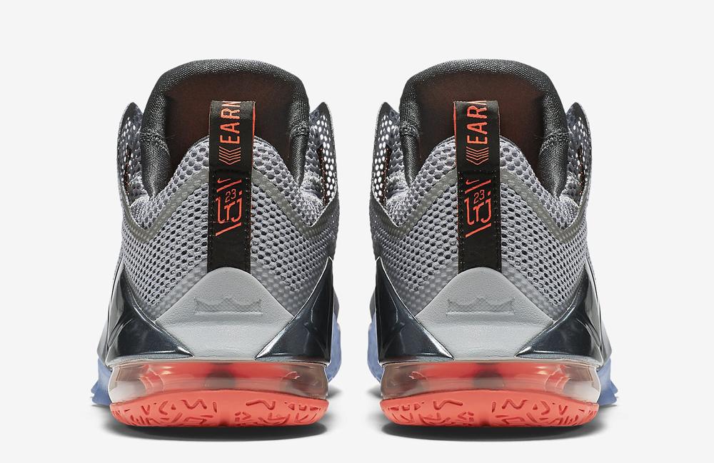 super cute 2af6c b0ee5 ... Lava Flows for Nike LeBron 12 Lows ...