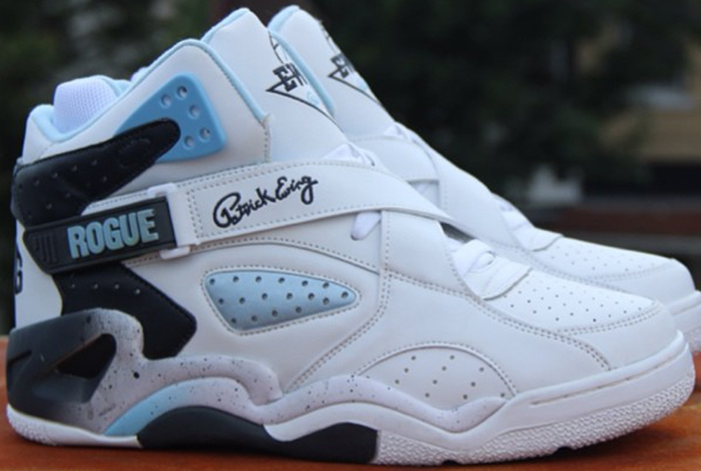 Ewing Athletics Ewing Rogue White/Shadow-Dream Blue