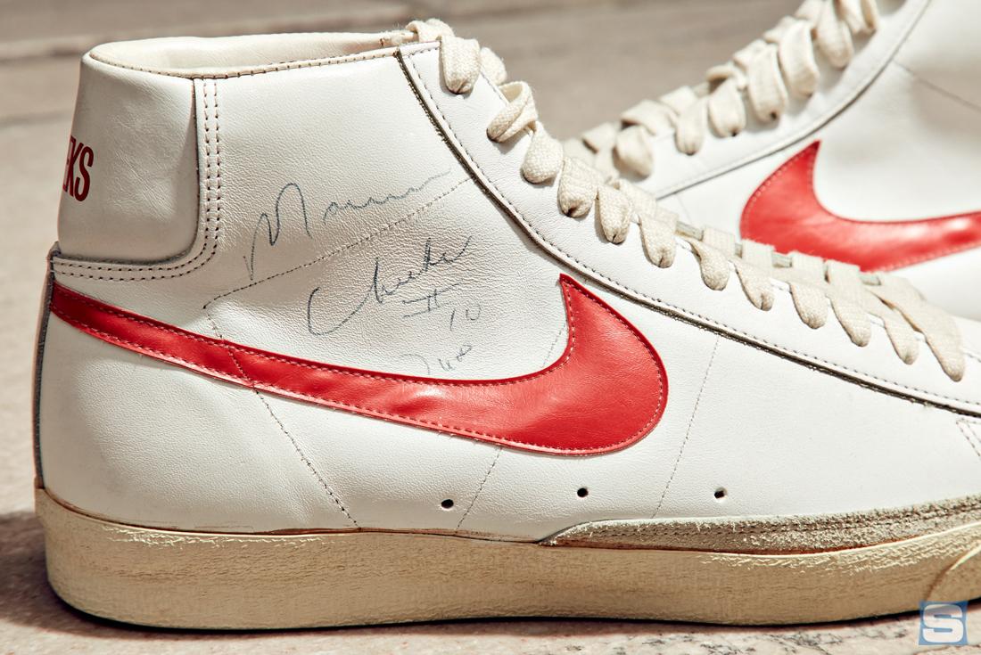 Mo Cheeks Nike PE profile