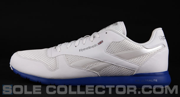 Reebok Classic Leather Clean Ultralite