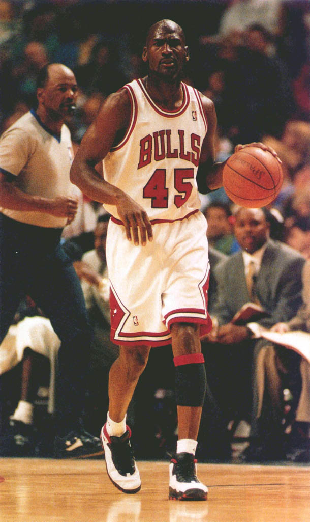 When Did Michael Jordan Make His First Shoe