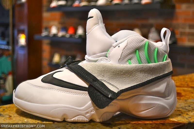 Nike Air Zoom Flight The Glove - Poison Green (2)