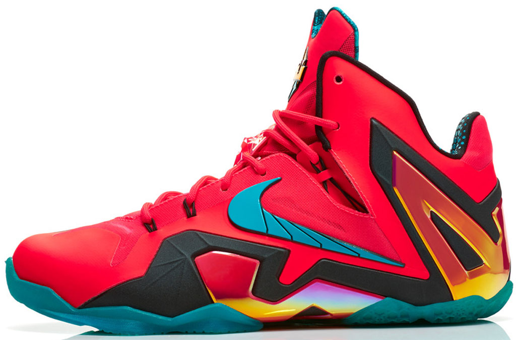 separation shoes 5ce95 e323c Nike LeBron 11: The Definitive Guide to Colorways | Sole Collector